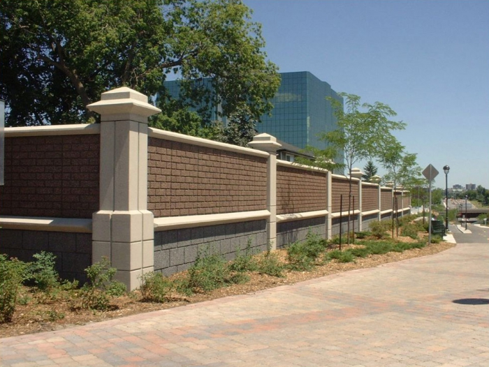 Precast Soundwall
