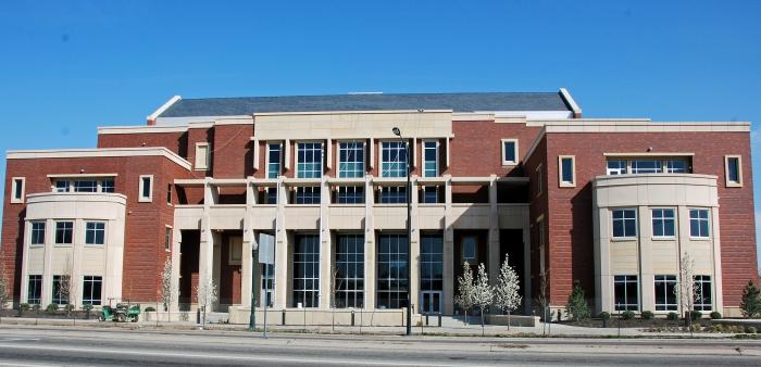 BSU COBE Building 1